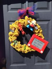 Toy Story Wreath