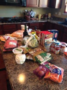 freezer cooking 1